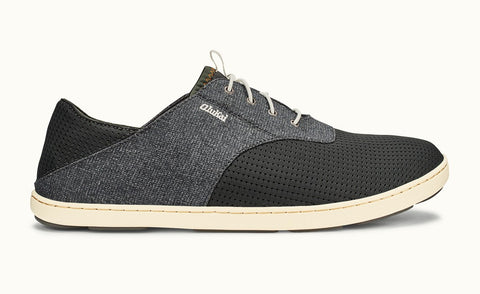 Olukai Nohea Moku Mens Shoes - Dark Shadow Dark Shadow - SURF WORLD Fort Lauderdale Florida