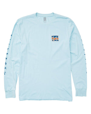 Billabong Gavin LS Mens T Shirt - Coastal SURF WORLD