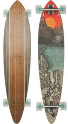 "Globe Pintail Bamboo Climate Orange Complete 44"" 10525254 - SURF WORLD Fort Lauderdale Florida"