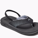 Reef Grom Rover Boy's Sandals - Black - SURF WORLD Fort Lauderdale Florida