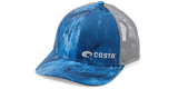 Costa Real Tree fishing Camo Hat - Blue SURF WORLD
