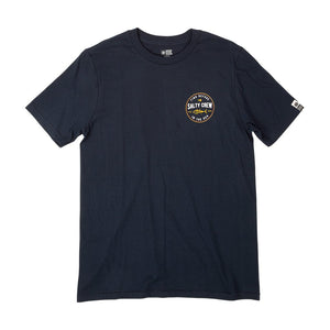 Salty Crew Harbor SS Boys T Shirt - Navy