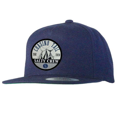 Salty Crew Tails Up Hat - Navy - SURF WORLD Florida