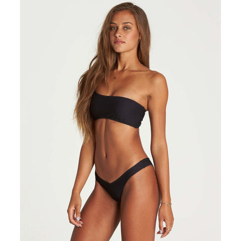 Billabong Tanlines Hike Womens Bikini Bottom - Black
