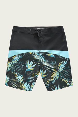 Oneill Hyperfreak Boys Boardshorts - Black 2