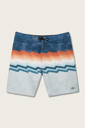 O'Neill Boys Hyperfreak Bolts Boardshorts  - Navy