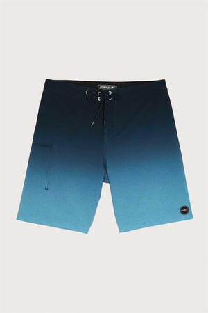Oneill Hyperfreak Solid Mens Boardshorts - Bright Blue