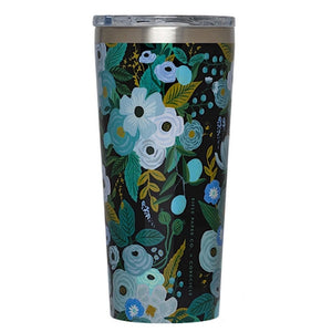 Corkcicle Tumbler 16 oz Rifle Paper Company - Garden Party