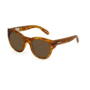 Carve Ivi Polarized Sunglasses - Matte Tort Brown