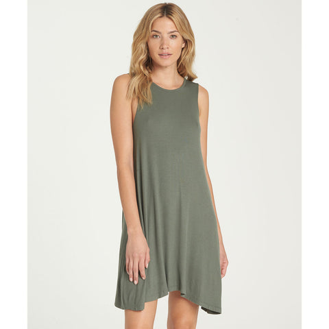 Billabong Knockout Dress - Clover