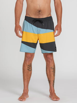 "Volcom Knotical Trunk 17"" Mens Trunks - Black"