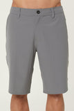 Oneill Loaded Reserve Solid Mens Hybrid Shorts - Grey / Light Khaki SURF WORLD