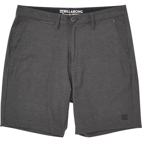 "Billabong Crossfire X Mid Length 19"" Submersible Hybrid Shorts - LAG - ALT"