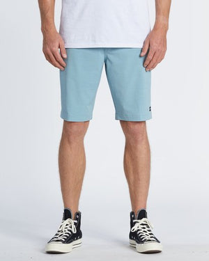 Billabong  Save Crossfire Slub Submersible Walkshort - Seafoam