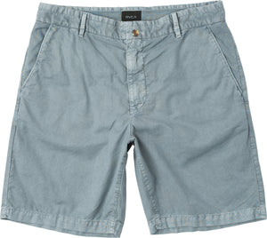 RVCA Butter Ball Over Dye Mens Walkshort - Blue Slate SURF WORLD