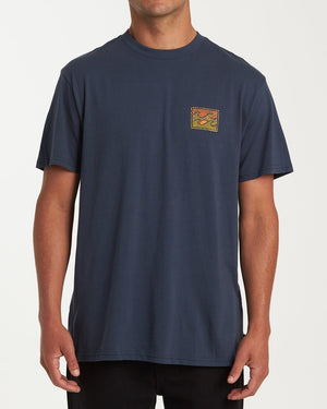 Billabong Dawn Patrol Tee - Navy