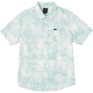 RVCA Mark Oblow Devastator Floral Woven Shirt - Comos SURF WORLD