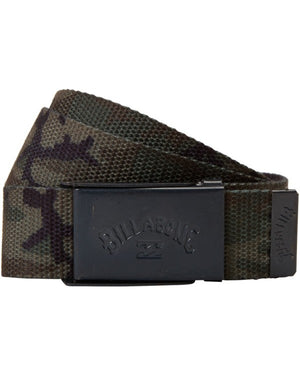 Billabong Cog Print Belt - Camo