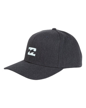 Billabong All Day Snapback Hat - BLK  MIH
