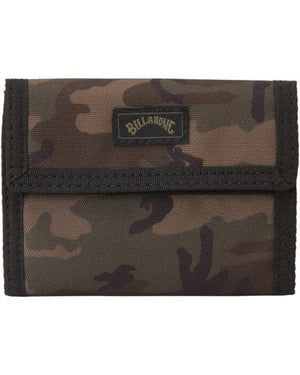 Billabong Tribong Lite Wallet - Camo