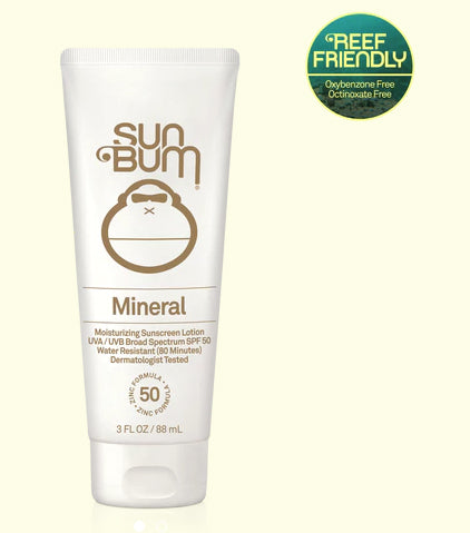 Sun Bum Mineral SPF 30 Lotion 3 oz