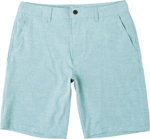 RVCA Balance Hybrid Shorts - Lagoon SURF WORLD