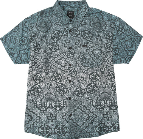 RVCA I like It Short Sleeve Shirt - Cosmos