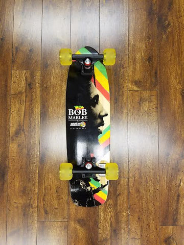"Sector 9 Bob Marley Edition Natty Dread 17 Complete 26.5"" X 7.5"" - SURF WORLD Fort Lauderdale Florida"