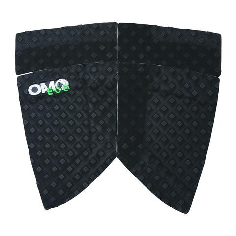 OAM Fish Pad Black Traction TP11FHBLK - SURF WORLD Florida