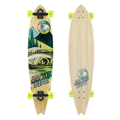 Sector 9 Offshore Complete Longboard - SURF WORLD