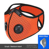 Blockade Face Mask Cool Mesh with replaceable filter  - Free Shipping - Free Pickup - In Stock