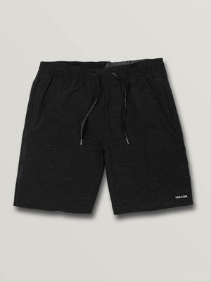 "Volcom Packasack Lite 19"" Mens Shorts - Black"