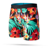 Stance Pau St 6in Cotton Blend Wholester Mens Underwear - Red