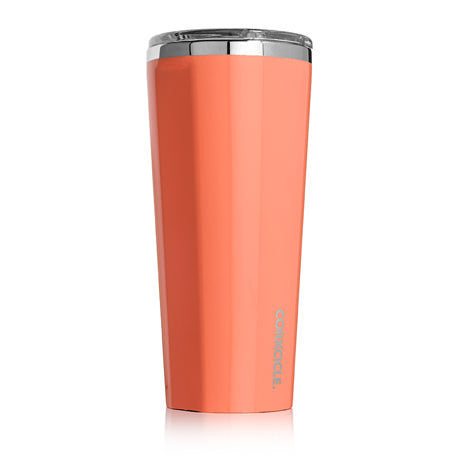 Corkcicle 24oz Peach Echo Tumbler 2124GPE - SURF WORLD