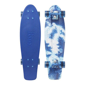 "PENNY 27"" Cracked Dye Blue SKATEBOARD"