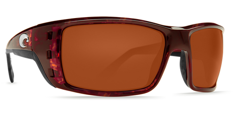COSTA Permit Tortoise Copper 580P POLARIZED SUNGLASSES