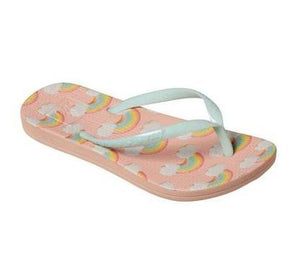 Reef Escape Lux Fun Kids sandals - Rainbow Print SURF WORLD
