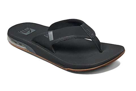 Reef Fanning Low 2.0 Mens Sandals Black