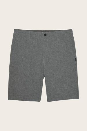 Oneill Reserve Heather 21 Mens Hybrid Shorts - Grey