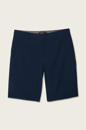 O'Neill Reserve Solid Hybrid Shorts - Navy SURF WORLD