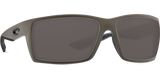 Costa Reefton Matte Moss Polarized Gray Lens 580P