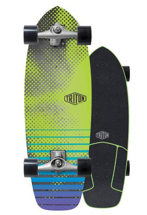 "Carver Trition CX Raw 29"" Xenon Complete Skateboard SURF WORLD"