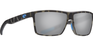 Costa Rinconcito Ocearch Tiger Shark Silver Mirror Polarized Sunglasses SURF WORLD