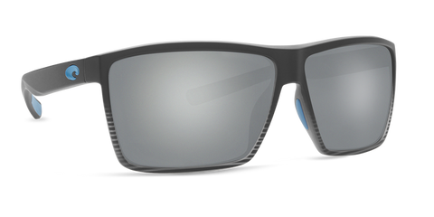 Costa Rincon Smoke Crystal Fade Gray Polarized 580P Sunglasses - SURF WORLD Fort Lauderdale Florida