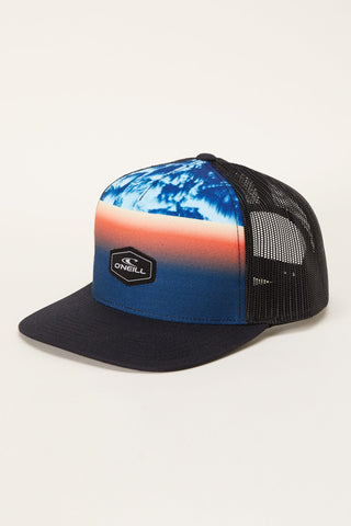 Oneill Rockaway Mens Trucker Hat - Navy