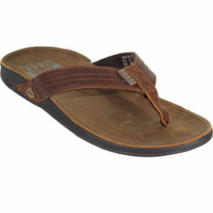 Reef J-Bay III Leather Sandal - Camel SURF WORLD