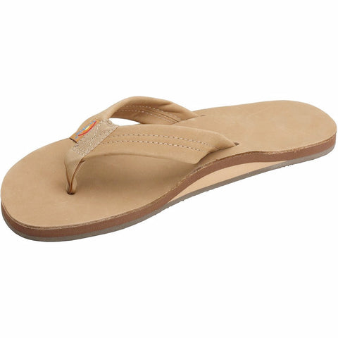 60dd73a6a Rainbow Sandals Men s Sierra Brown Premier Leather Single Layer Arch  301ALTS0SRBRM - SURF WORLD Fort Lauderdale