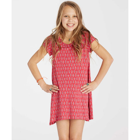 Billabong Sea The Love Wild Berry Dress GD03HSEA-WIB - SURF WORLD Fort Lauderdale Florida