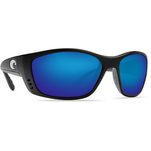 22b3fc67d8 COSTA FISCH BLACK BLUE MIRROR 580G GLASS LENS POLARIZED SUNGLASSES - SURF  WORLD Fort Lauderdale Florida