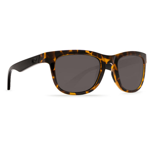 COSTA  COPRA SHINY RETRO TORT WITH BLACK SIDES 580P POLARIZED SUNGLASSES - SURF WORLD Florida